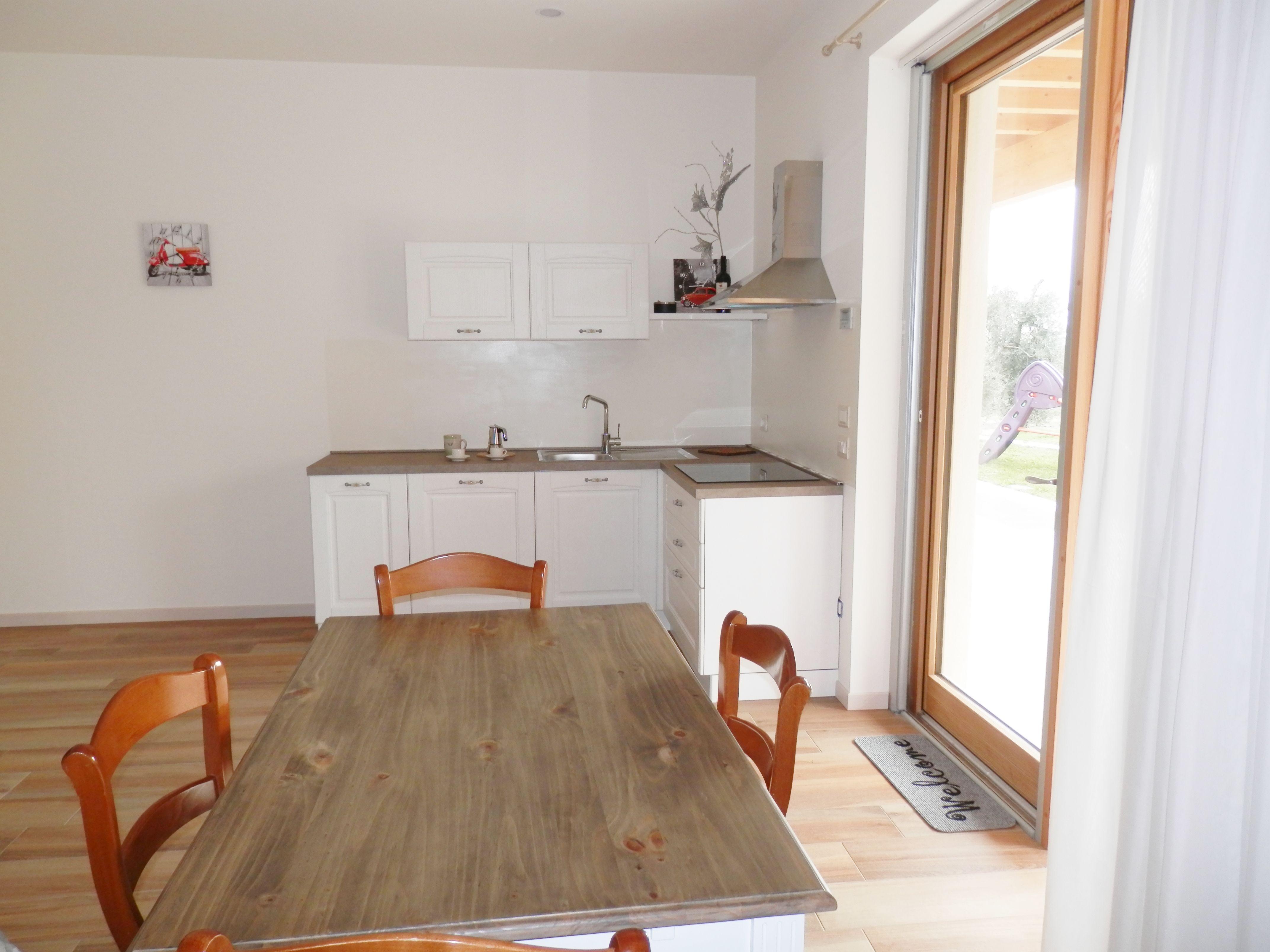 Moraiolo two-room apartment | Agriturismo Fioralba Lake Garda