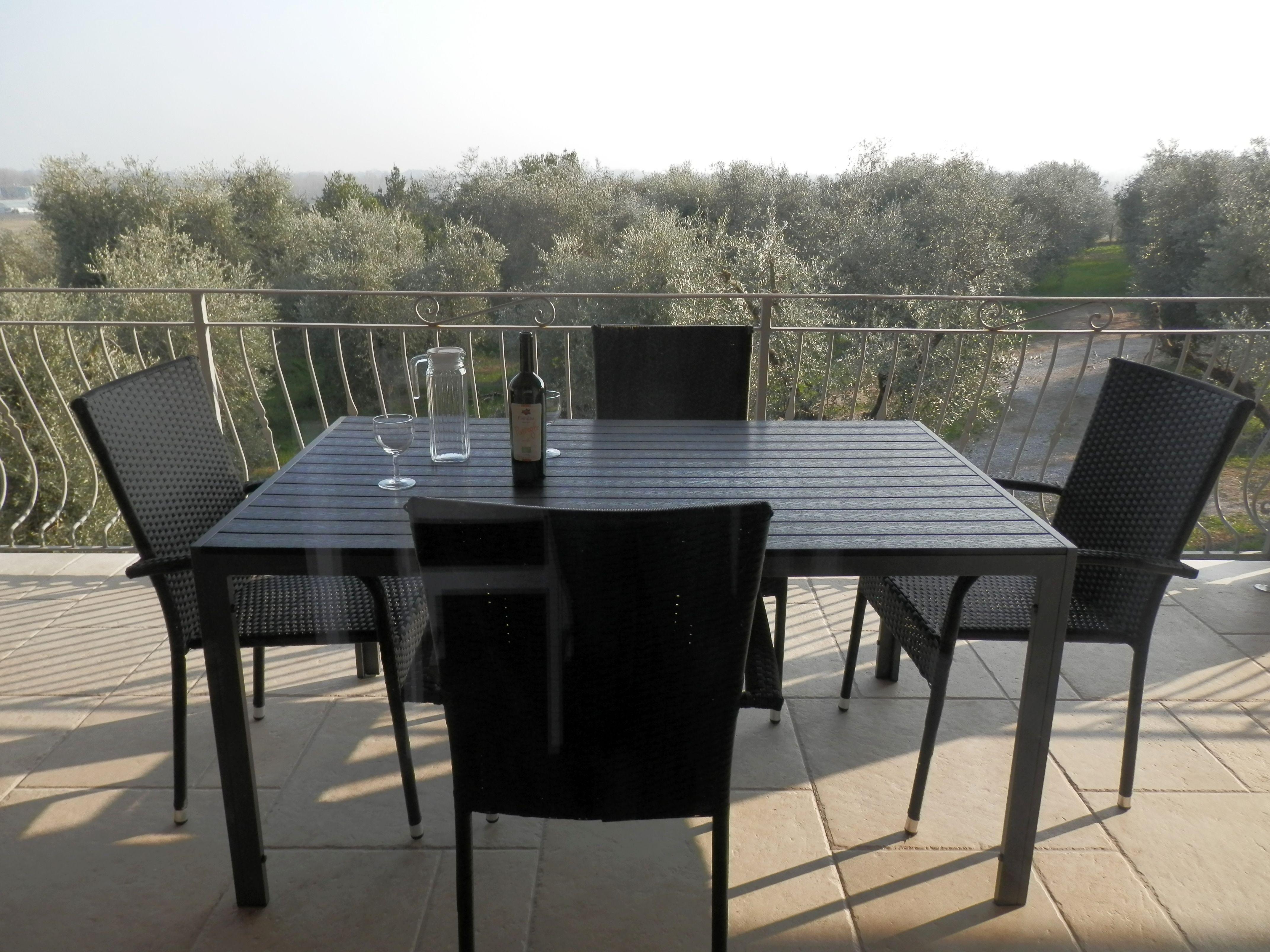 Riel two-room apartment | Agriturismo Fioralba Lake Garda