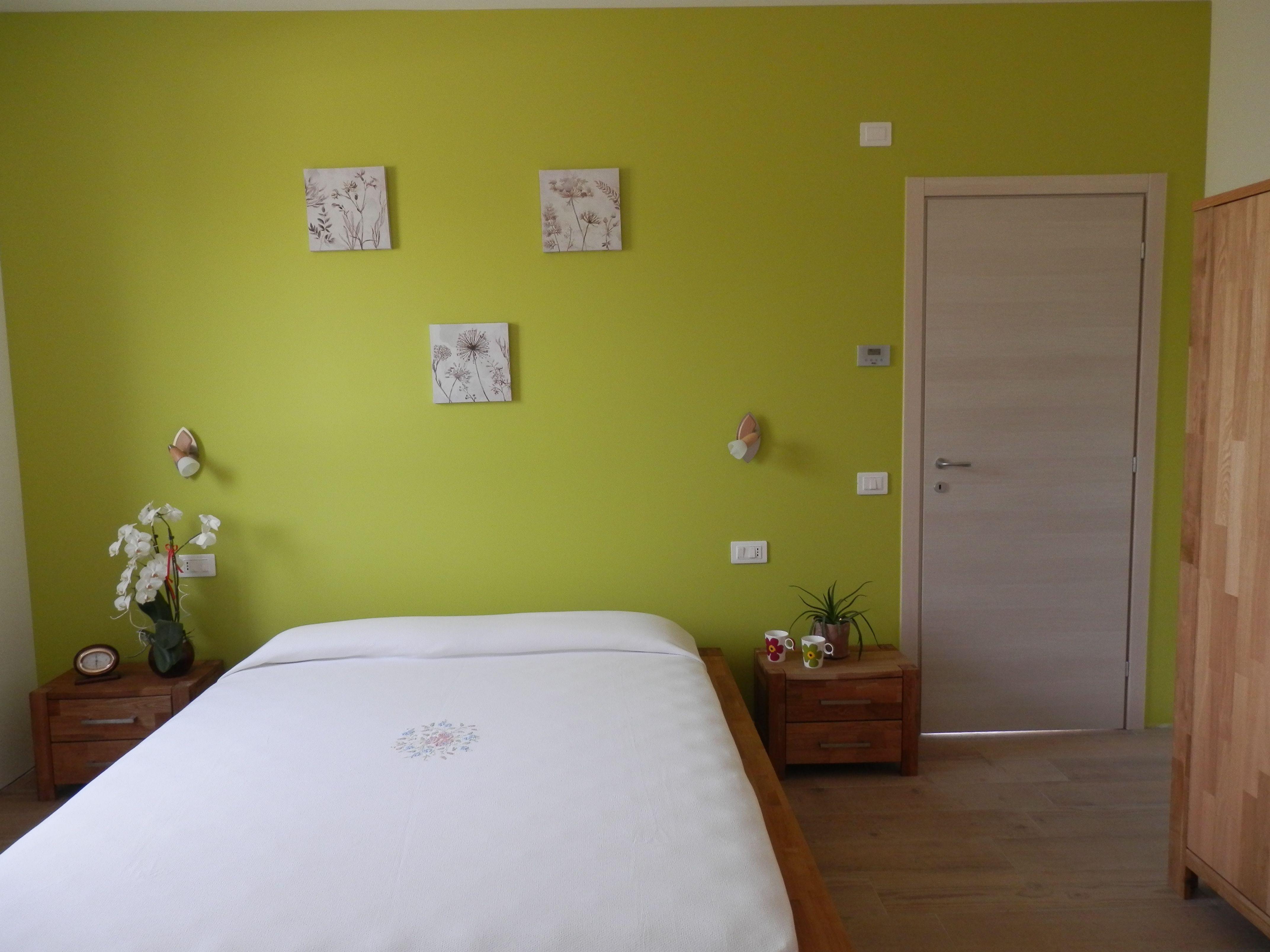 Picedo three-room apartment | Agriturismo Fioralba Lake Garda