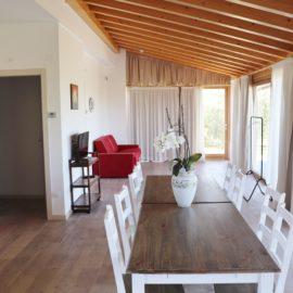 Drei-zimmer ferienwohnungen Picedo | Agriturismo Fioralba Gardasee